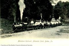 05 Bu 20 72 16 Alameda Miniature Railroad